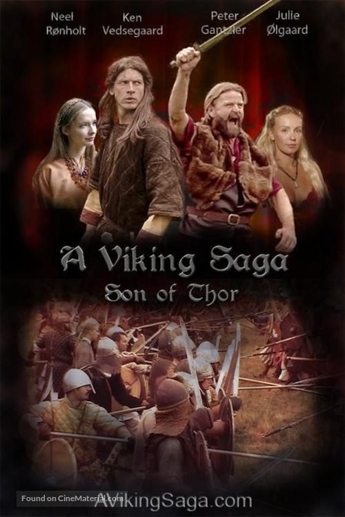A Viking Saga - poster