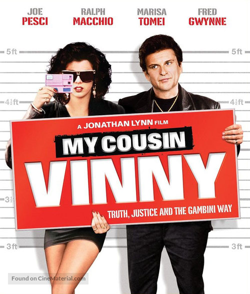 My Cousin Vinny - Movie Cover
