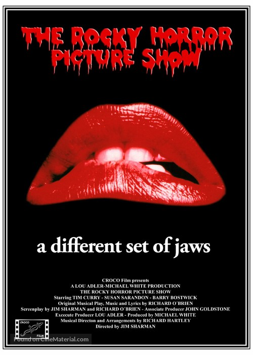 The Rocky Horror Picture Show - German Movie Poster