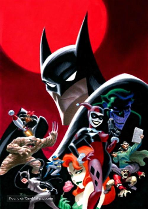 """""""Batman"""" - Key art"""