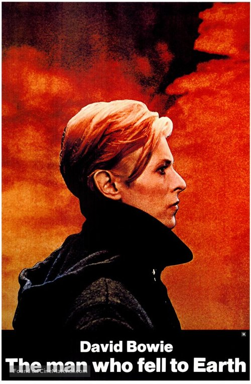 The Man Who Fell to Earth - Movie Poster