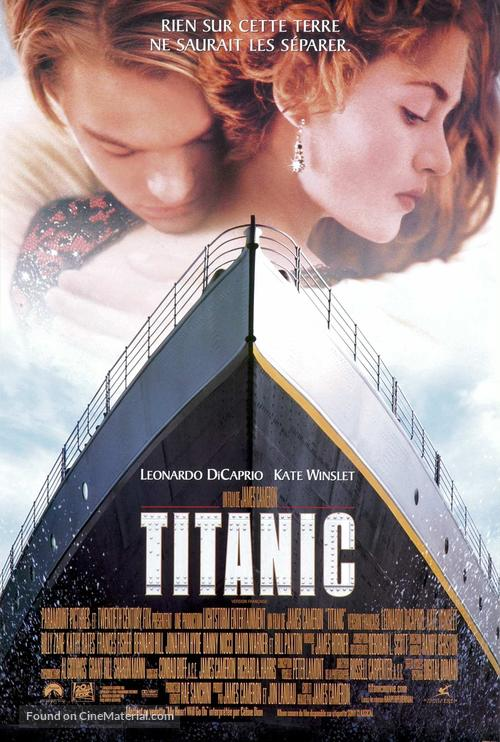 Titanic - Canadian Movie Poster