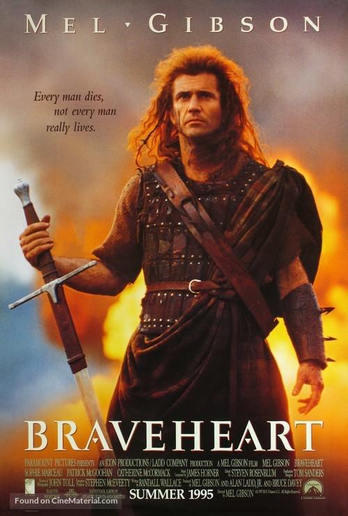 Braveheart - Movie Poster