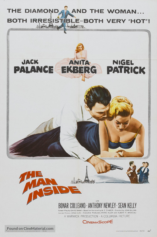 The Man Inside - Movie Poster