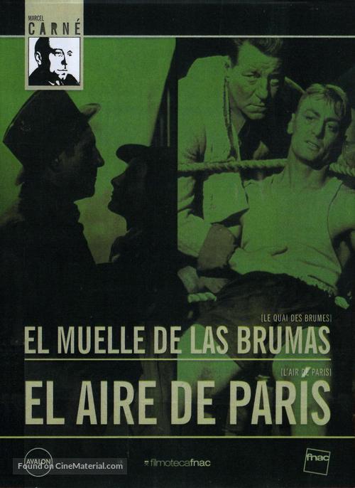 Air de Paris, L' - Spanish Movie Cover