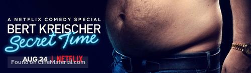 Bert Kreischer: Secret Time - Movie Poster