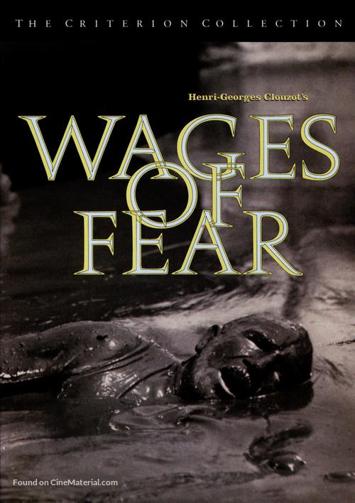 Le salaire de la peur - DVD movie cover