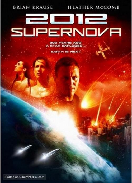 2012: Supernova - Movie Poster