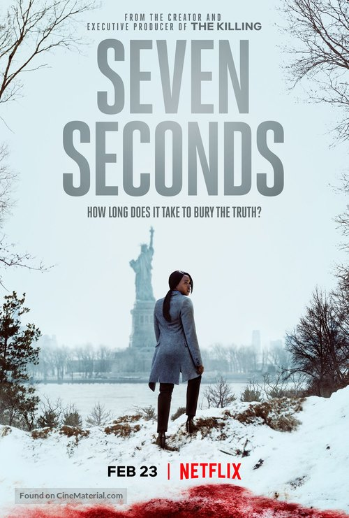 """""""Seven Seconds"""" - Movie Poster"""