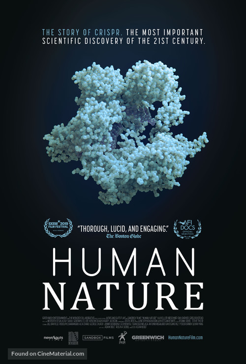 Human Nature - Movie Poster