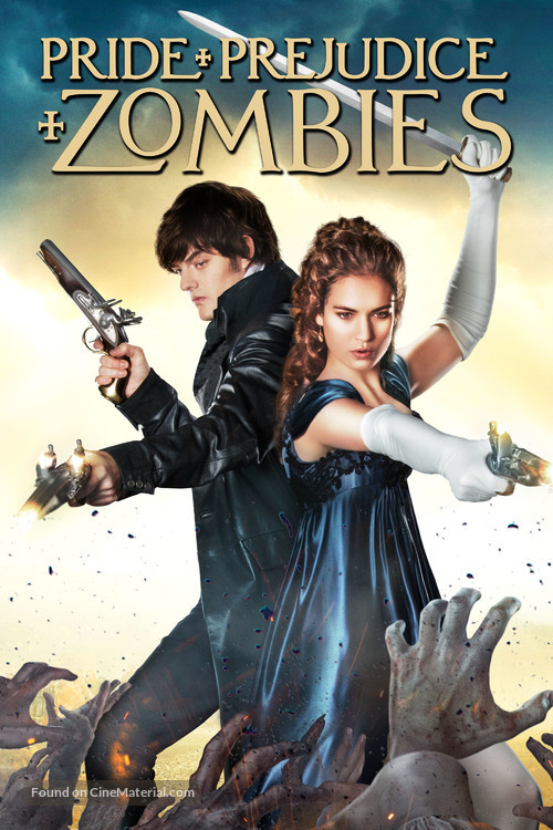 Pride and Prejudice and Zombies - Movie Cover
