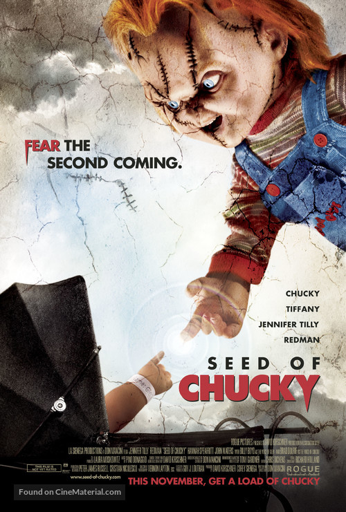Seed Of Chucky - Movie Poster