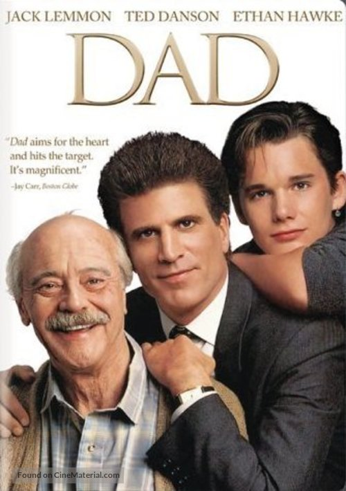 Dad - DVD cover