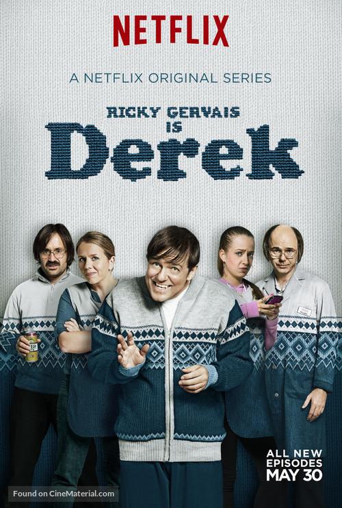 """""""Derek"""" - Movie Poster"""
