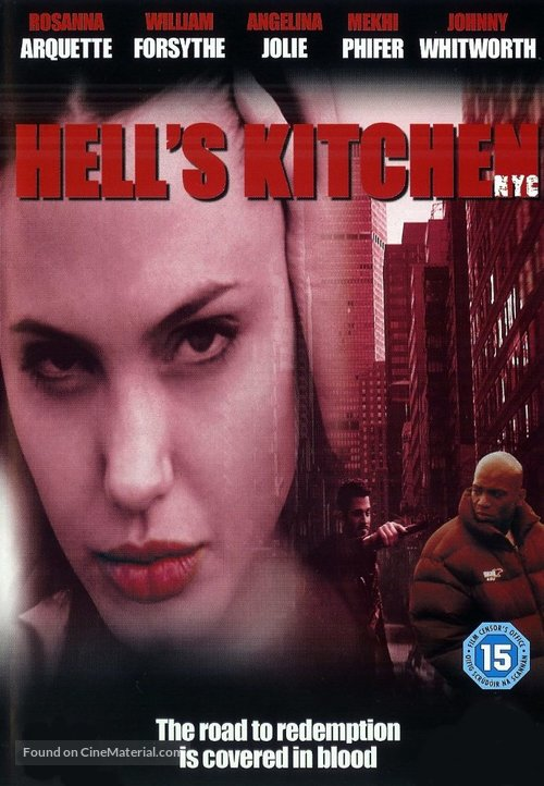 Hell's Kitchen - British Movie Cover