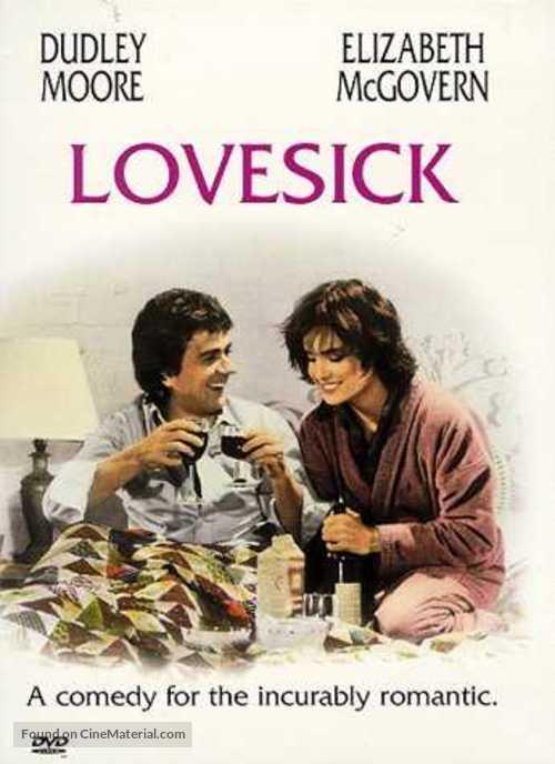Lovesick - DVD movie cover