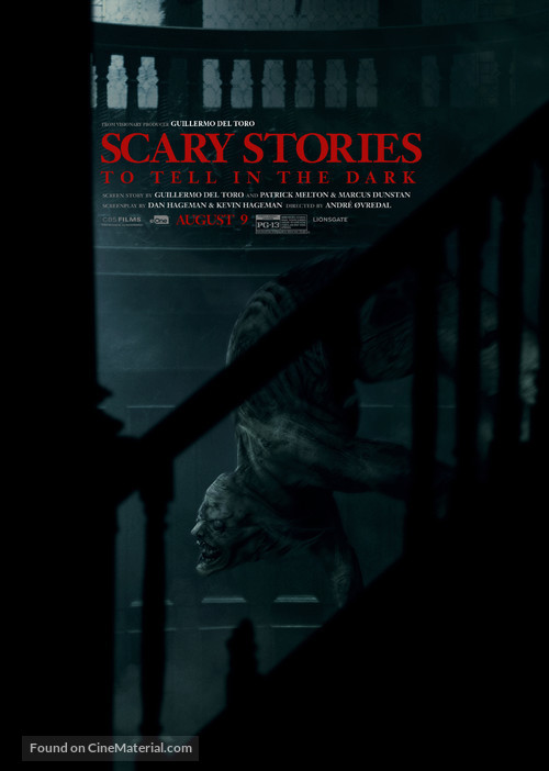 Scary Stories to Tell in the Dark - Movie Poster
