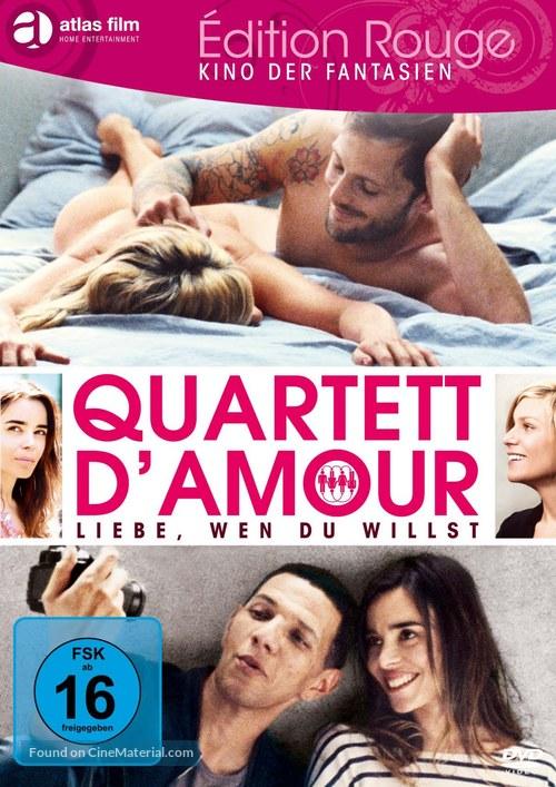 Happy Few - German DVD cover