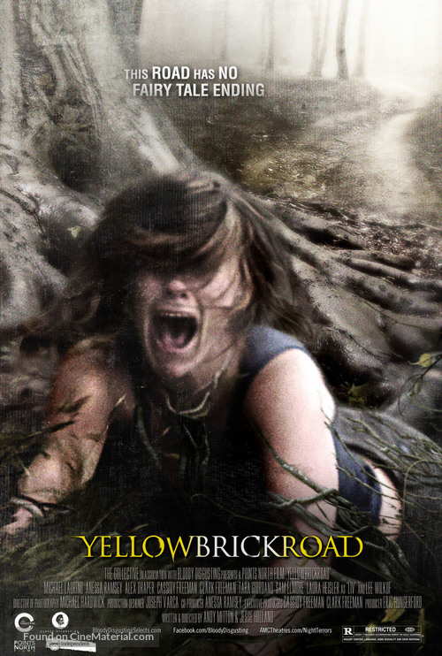 YellowBrickRoad - Movie Poster