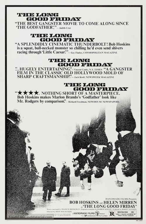 The Long Good Friday - Movie Poster