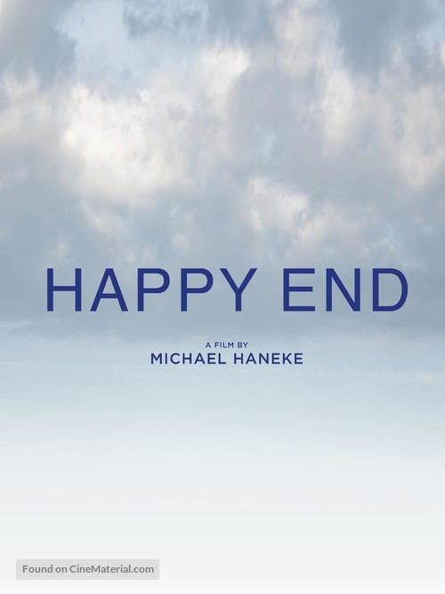Happy End - French Movie Poster