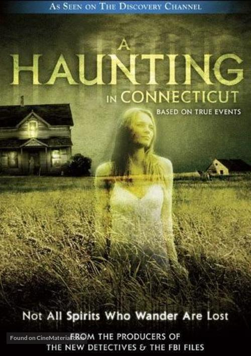 A Haunting in Connecticut - Movie Cover
