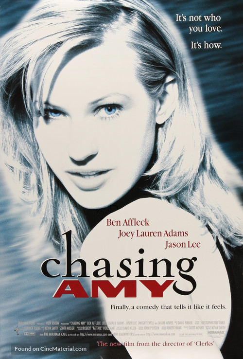 Chasing Amy - Movie Poster