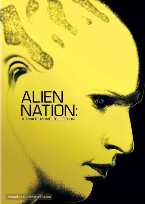"""Alien Nation"" - Movie Cover"