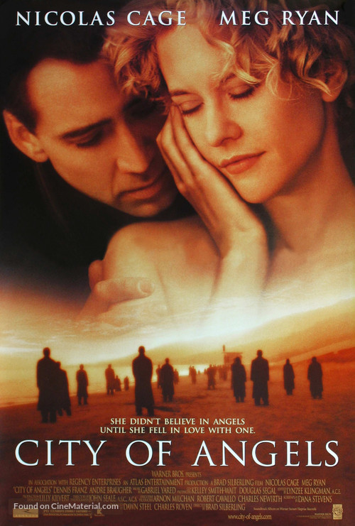 City Of Angels - Movie Poster