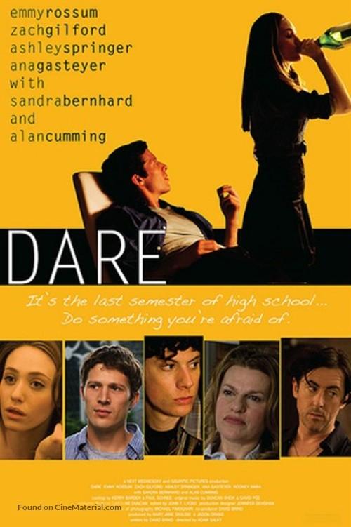 Dare - Movie Poster