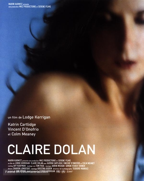Claire Dolan - French Movie Poster