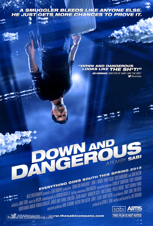 Down and Dangerous - Movie Poster