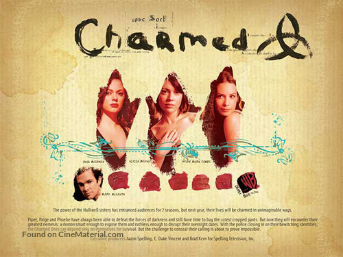 """""""Charmed"""" - Movie Poster"""