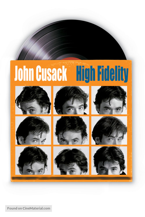 High Fidelity - Movie Poster