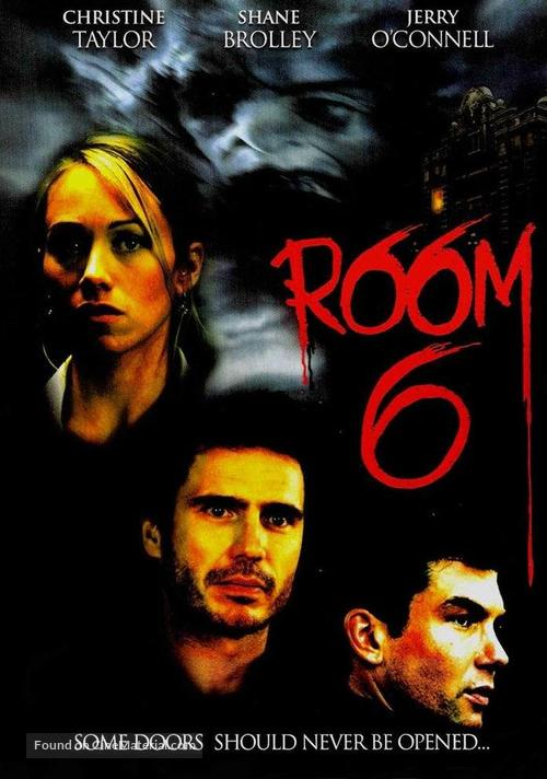 Room 6 - Movie Cover