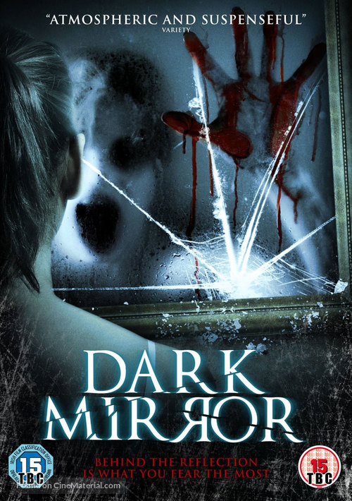 Dark Mirror - British DVD cover