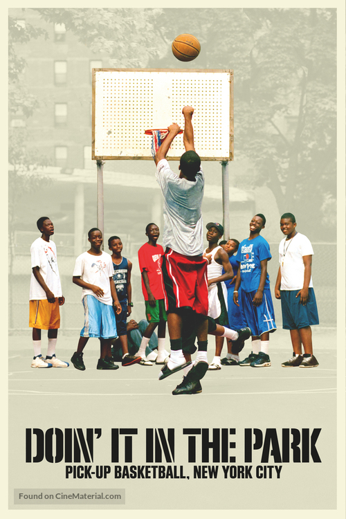 Basketball movie posters