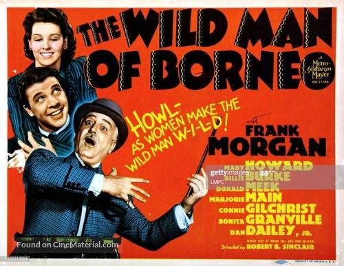 The Wild Man of Borneo - Movie Poster