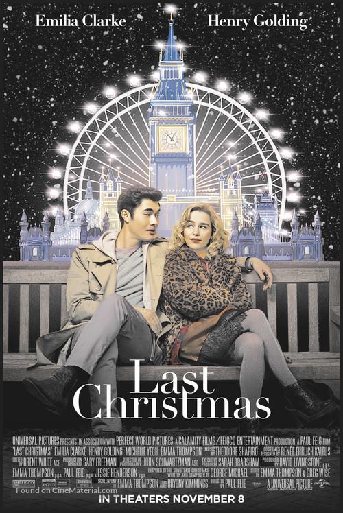 Last Christmas - Movie Poster