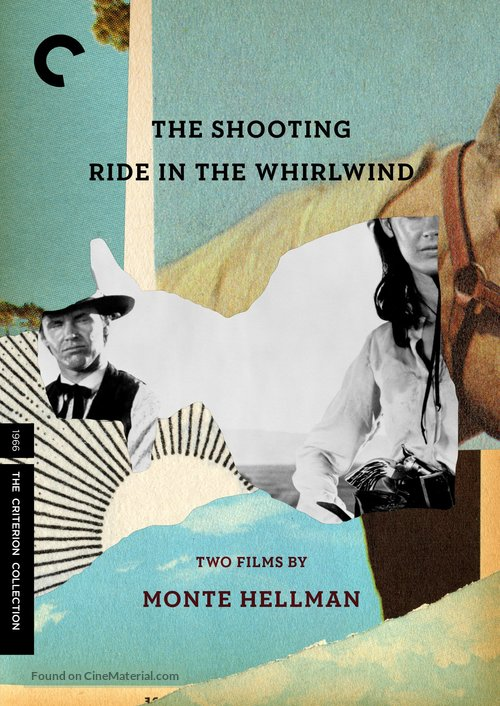 Ride in the Whirlwind - DVD cover