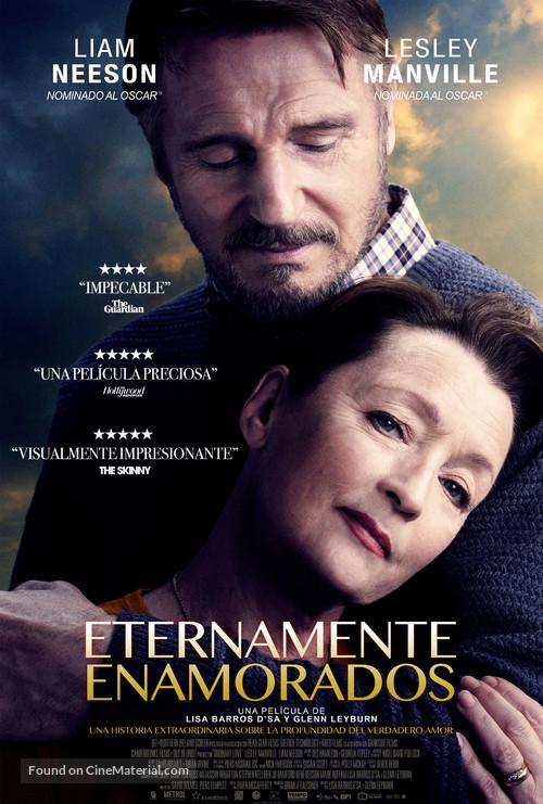 Ordinary Love - Spanish Movie Poster