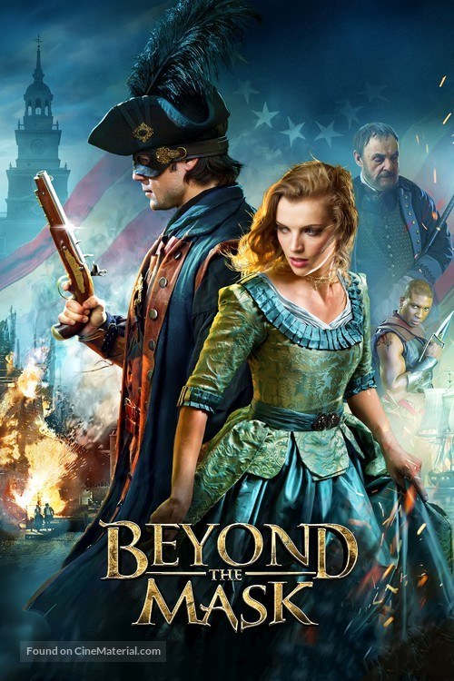 Beyond the Mask - Movie Cover