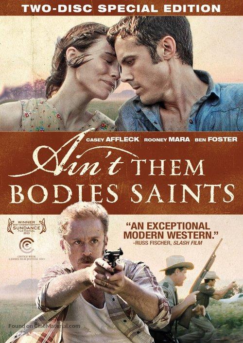 Ain't Them Bodies Saints - DVD movie cover