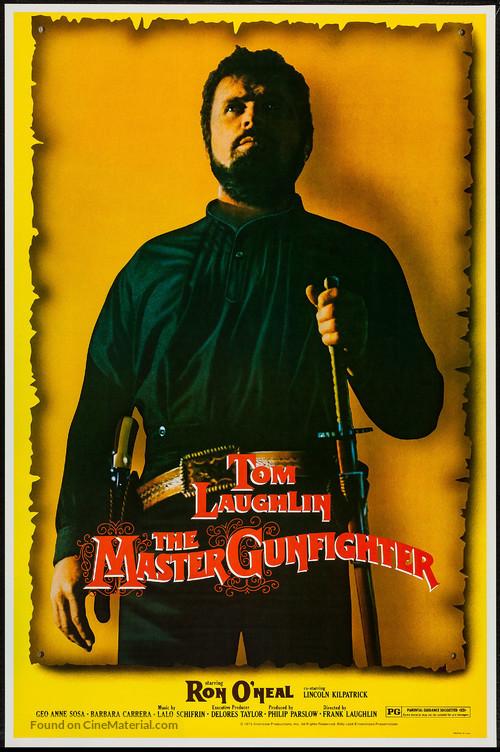 The Master Gunfighter - Movie Poster