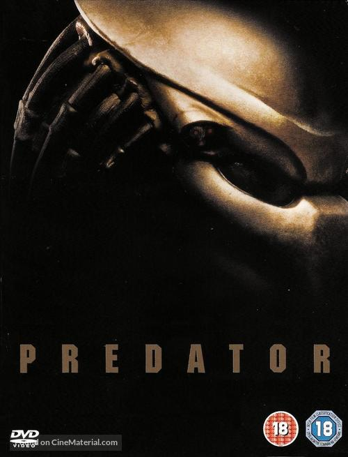 Predator - British Movie Cover