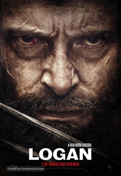 Logan - Brazilian Movie Poster