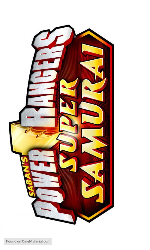 """Power Rangers Samurai"" - Logo"