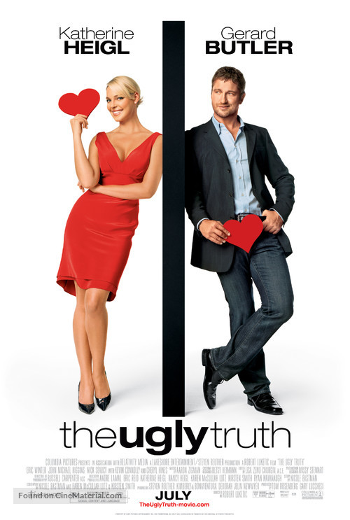 The Ugly Truth - Movie Poster
