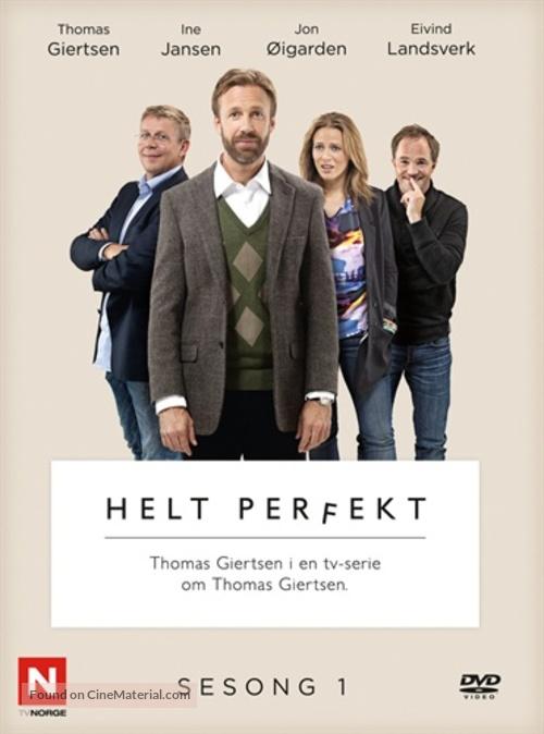 """""""Helt perfekt' - Norwegian DVD movie cover"""