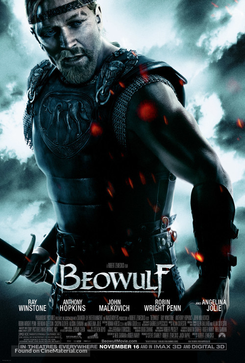 Beowulf - Movie Poster